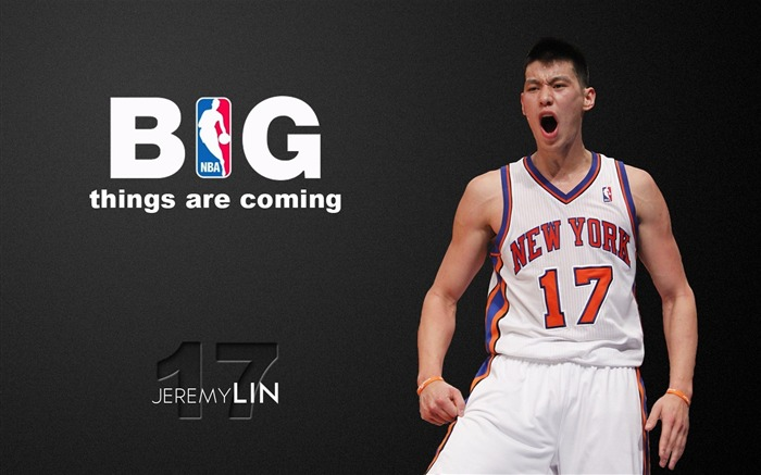 Jeremy Lin-NBA New York Knicks wallpaper 13 Views:5115