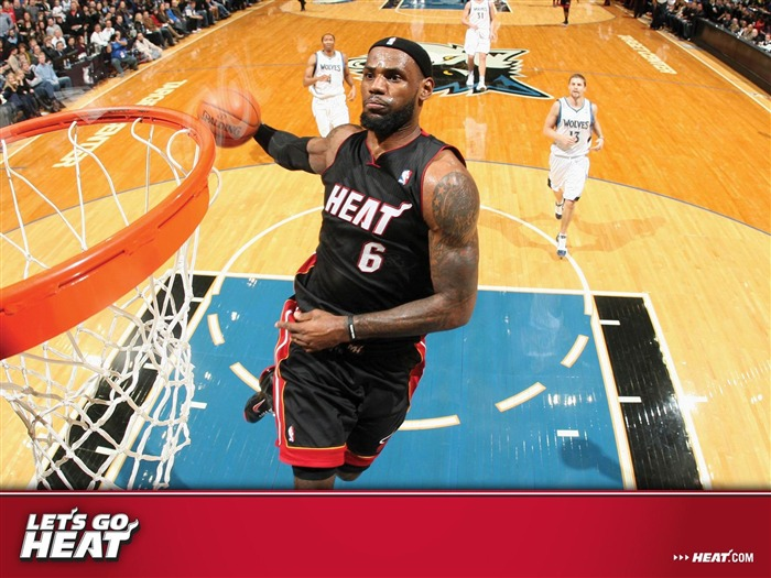 2011-12 NBA season the Heat Wallpaper Views:11788