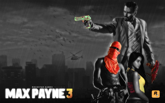 Max Payne 3 Game HD Wallpaper 10 Views:7684 Date:5/26/2012 11:20:40 PM