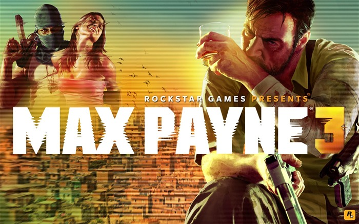 Max Payne 3 Game HD Wallpaper Views:7337