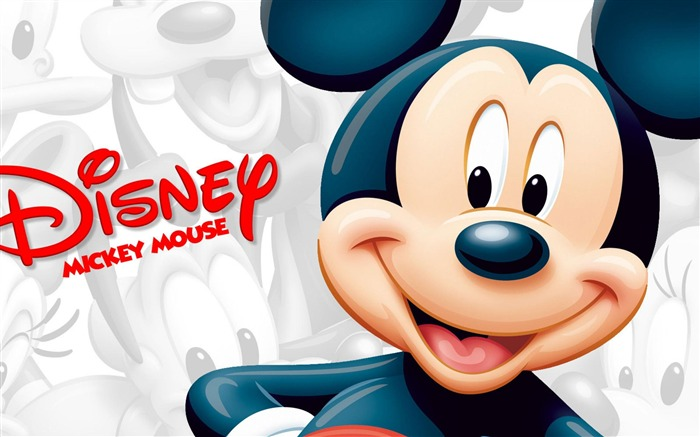Mickey Mouse-Cartoon characters wallpaper Views:40644