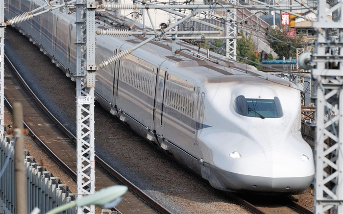 N700 Series Shinkansen-transport photography wallpaper Views:8466