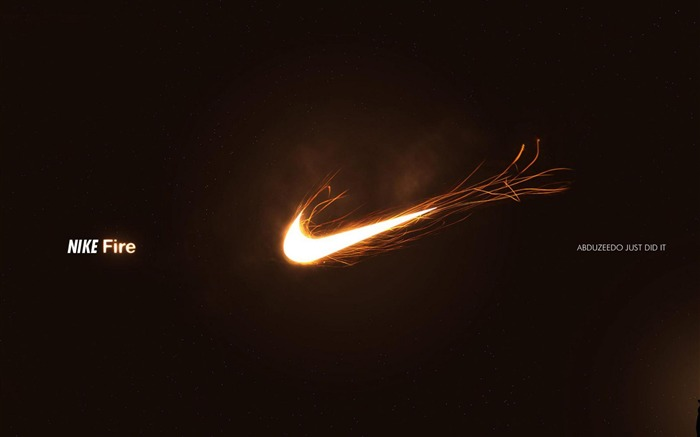 Nike Fire-Brand advertising wallpaper Views:29962 Date:5/8/2012 9:49:40 PM