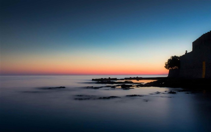 Novigrad Istria-Landscape photography wallpaper Views:4545