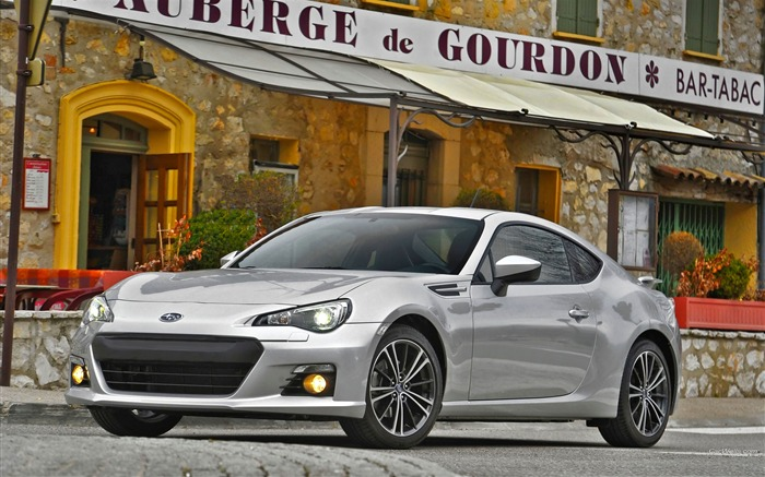 Subaru BRZ  Car HD Wallpaper Views:13557