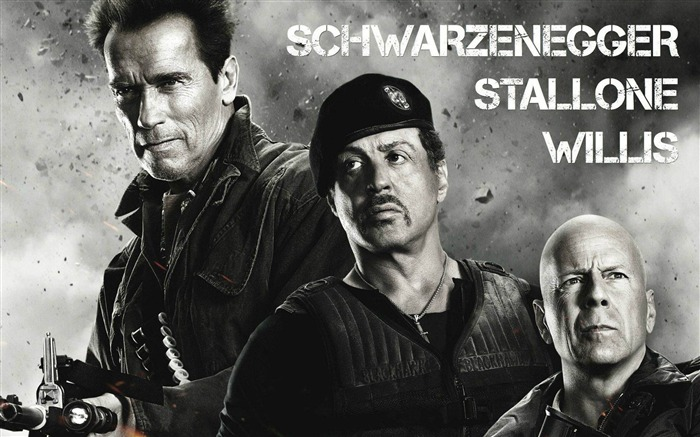 The Expendables 2 HD Movie Wallpaper Views:11260