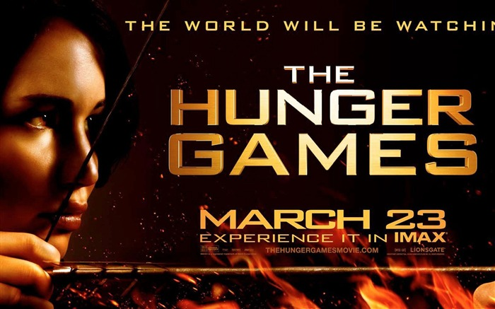 The Hunger Games HD Movie Wallpaper Views:15128