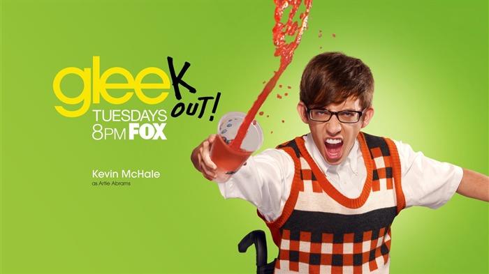 artie abrams-Glee American TV series HD Wallpaper 06