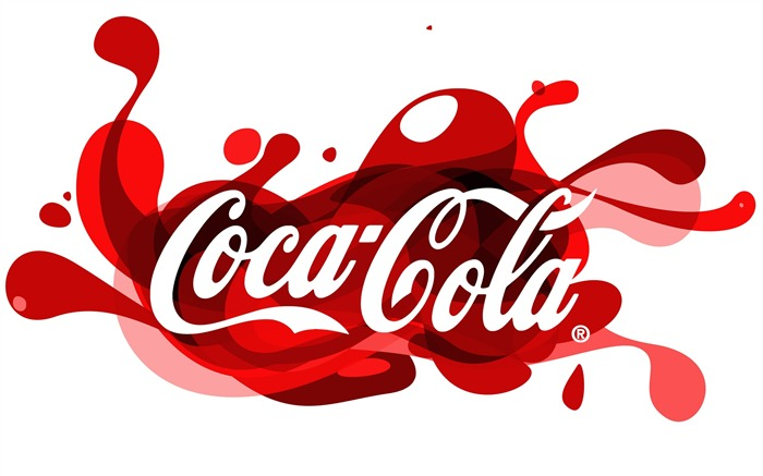coca cola-Brand advertising wallpaper Views:15303