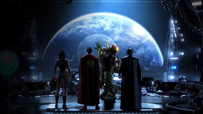 dc universe online-High Quality wallpaper Views:12567