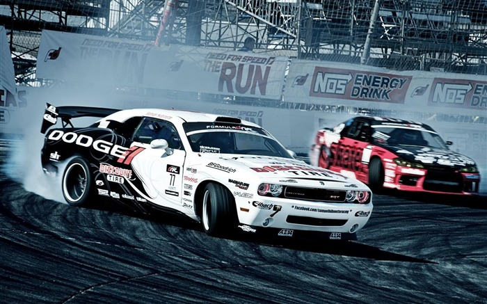 dodge challenger nissan silvia racing car-Sports photography wallpaper Views:18566 Date:5/16/2012 11:09:53 PM
