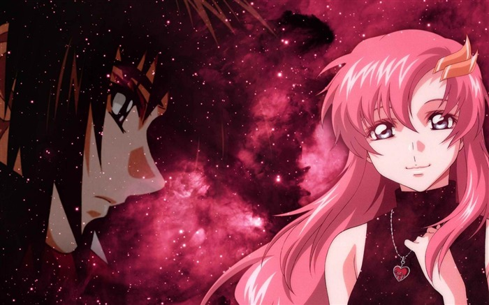 gundam seed-Cartoon characters wallpaper Views:34979
