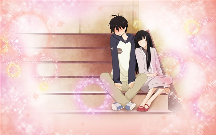 kimi ni todoke from me to you-Cartoon characters wallpaper Views:24142 Date:5/27/2012 11:26:39 PM