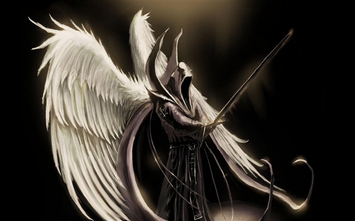 lord dark angel-Artistic creation design wallpaper Views:24708 Date:5/6/2012 3:32:56 PM