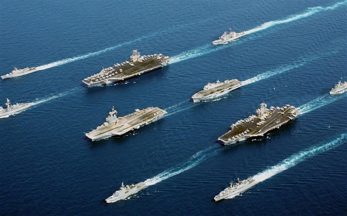 navy fleet-transport photography wallpaper Views:10625