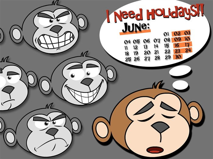 need holiday-June 2012 calendar wallpaper Views:4491