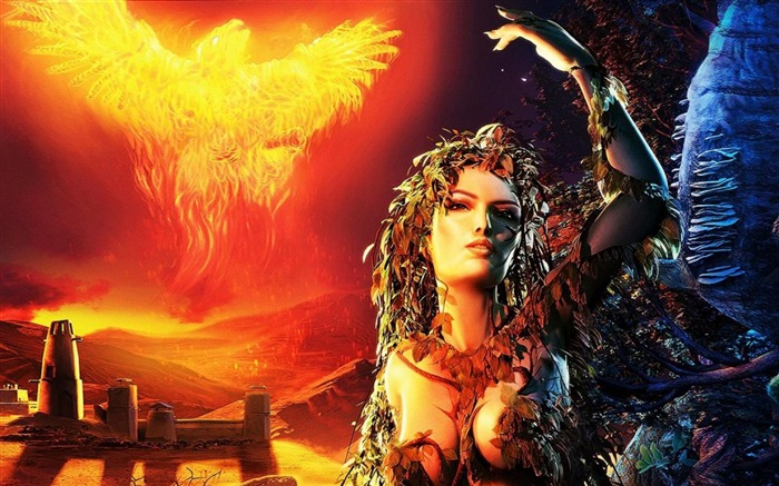spellforce shadow of the phoenix-Artistic creation design wallpaper Views:13386 Date:5/6/2012 3:35:19 PM