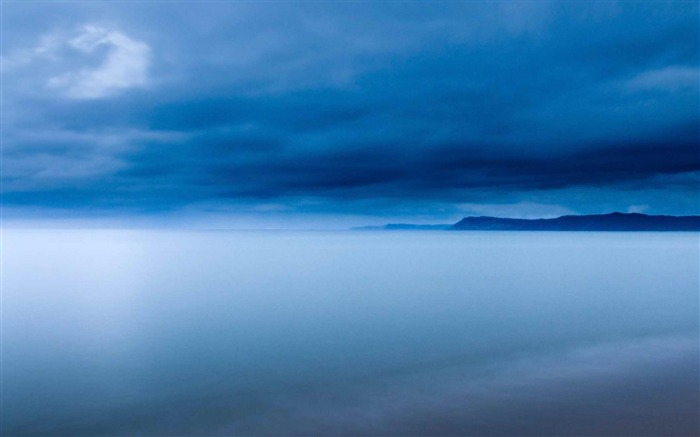 stillness in the storm Michigan-Landscape photography wallpaper Views:3913