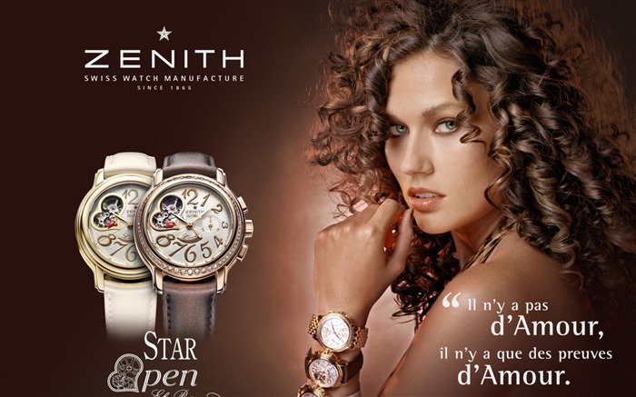International Brand Watches Advertising wallpaper Views:26084