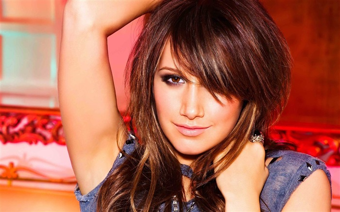 Ashley Tisdale Beauty Photo Wallpaper Views:14228
