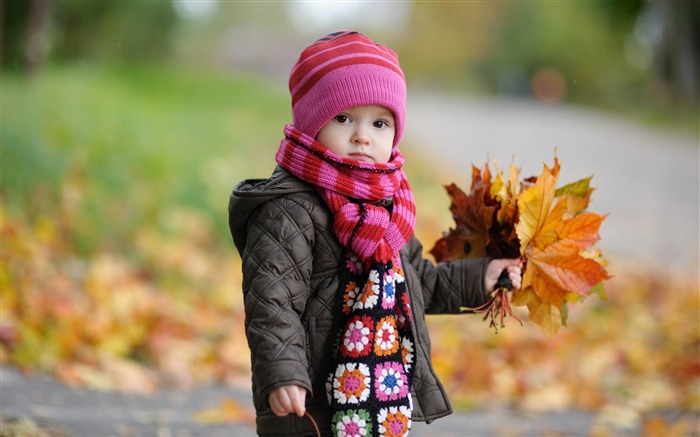 Cute Baby Photography Wallpaper Views:17699