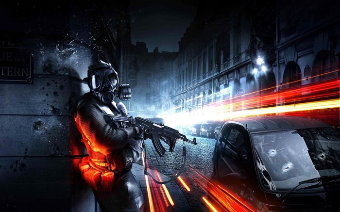 Battlefield 3 Games HD Wallpaper 07 Views:8426 Date:6/13/2012 7:36:00 PM