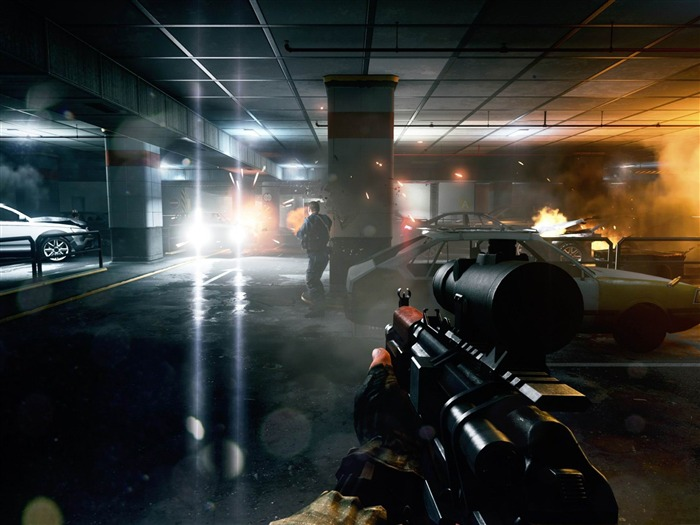 Battlefield 3 Games HD Wallpaper 09 Views:7761 Date:6/13/2012 7:36:29 PM