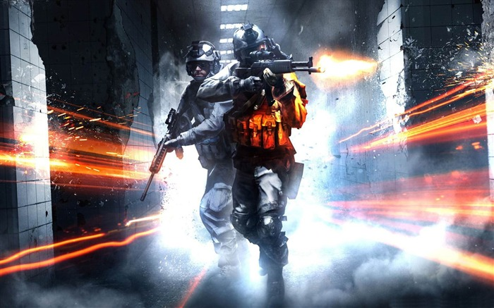 Battlefield 3 Games HD Wallpaper 10 Views:9238 Date:6/13/2012 7:36:42 PM