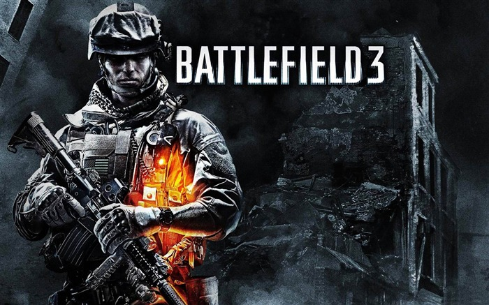 Battlefield 3 Games HD Wallpaper Views:9162