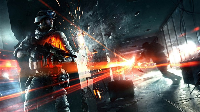 Battlefield 3 close quarters Games HD Wallpaper Views:48612 Date:6/13/2012 7:38:33 PM