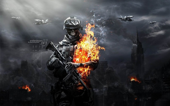Battlefield 3 zombies Games HD Wallpaper Views:56038 Date:6/13/2012 7:35:42 PM