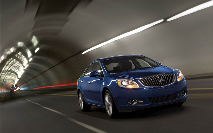 Buick Verano Turbo HD Car Wallpaper Views:7227