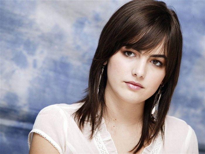 Camilla Belle-beauty photo wallpaper Views:7175