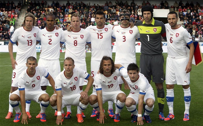 Czech Republic soccer team-Euro 2012 wallpaper Views:5701