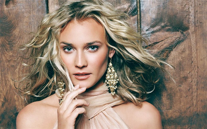 Diane Kruger-beauty photo wallpaper Views:5211