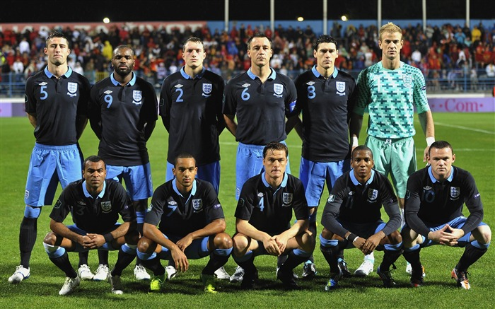 England soccer team-Euro 2012 wallpaper Views:12067