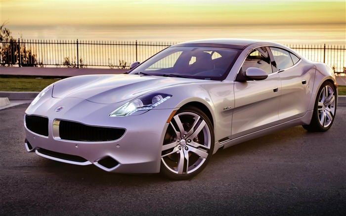 Fisker Karma Ever Auto HD Wallpaper Views:8725
