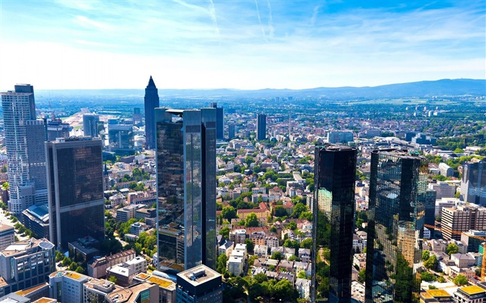 Frankfurt am main Germany-city photography wallpaper Views:12938 Date:6/17/2012 2:24:35 PM