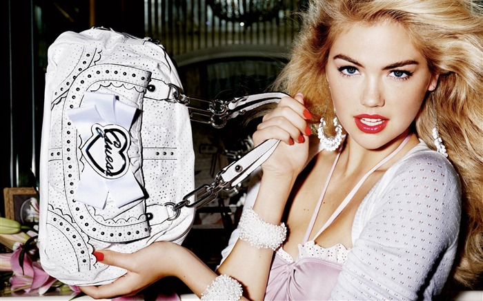 Kate Upton Guess-Brand advertising wallpaper Views:27309