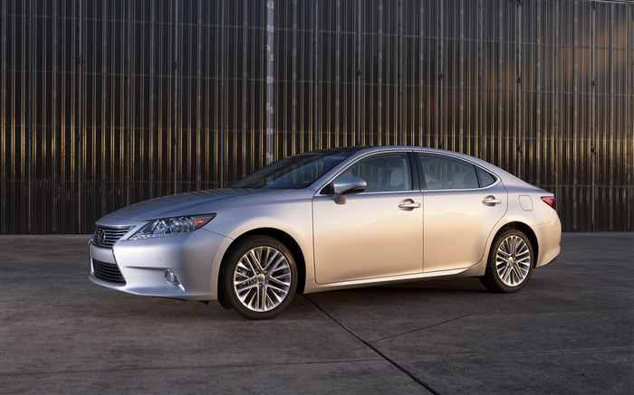 Lexus ES 350 HD Car Wallpaper 01 Views:4328