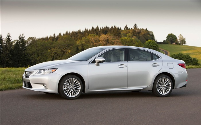 Lexus ES 350 HD Car Wallpaper 02 Views:4596