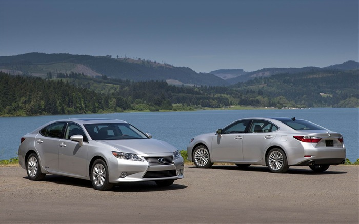 Lexus ES 350 HD Car Wallpaper 03 Views:4337