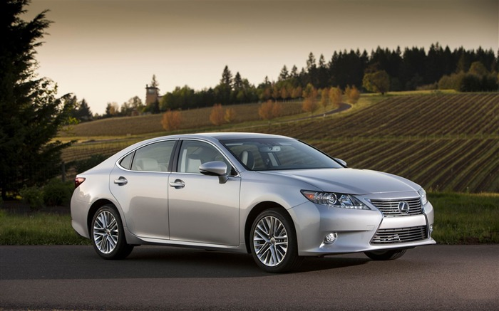 Lexus ES 350 HD Car Wallpaper 04 Views:5207