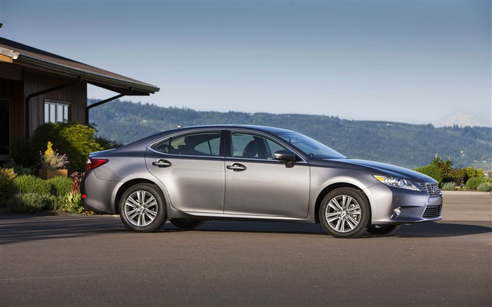 Lexus ES 350 HD Car Wallpaper 05 Views:4725