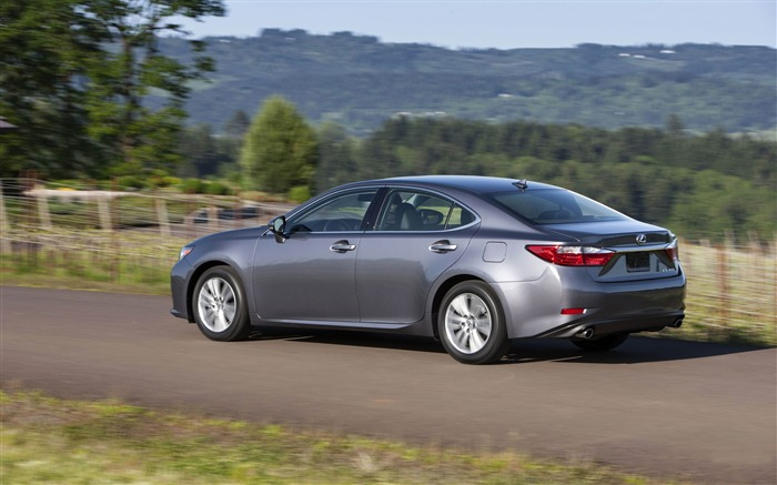 Lexus ES 350 HD Car Wallpaper 07 Views:4510