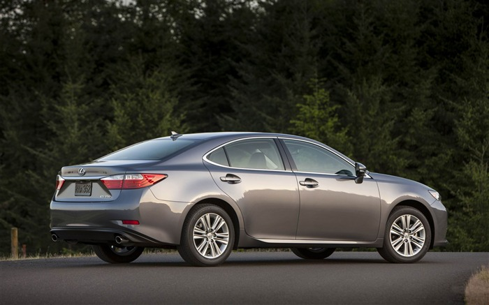 Lexus ES 350 HD Car Wallpaper 09 Views:4392