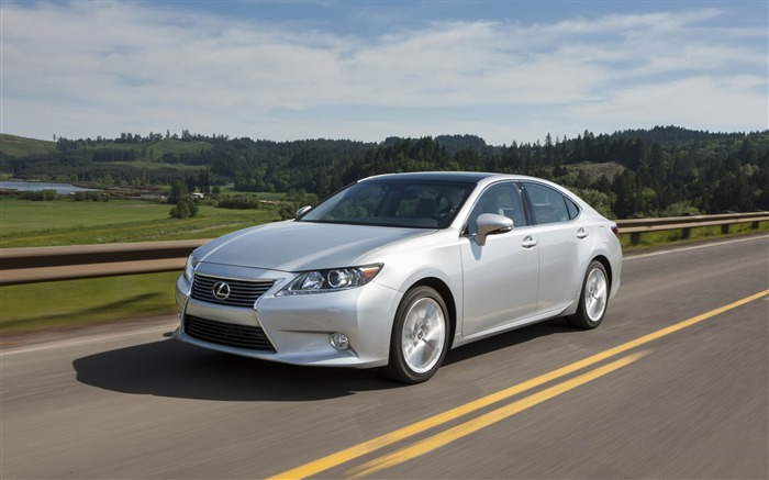 Lexus ES 350 HD Car Wallpaper 10 Views:5179