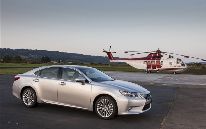 Lexus ES 350 HD Car Wallpaper 11 Views:4025