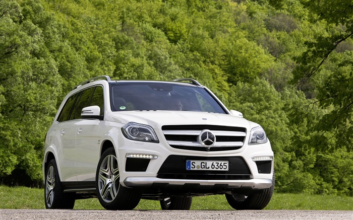 Mercedes-Benz GL 63 AMG Auto HD Wallpaper Views:8170