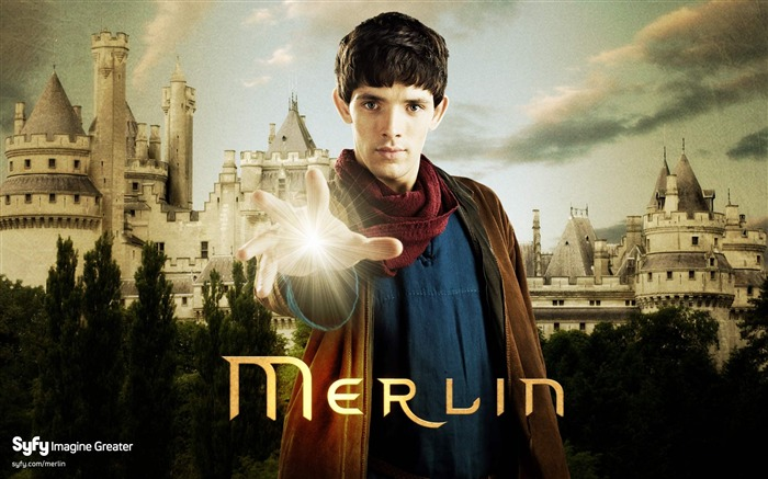 Merlin-American TV series Wallpaper Views:10587